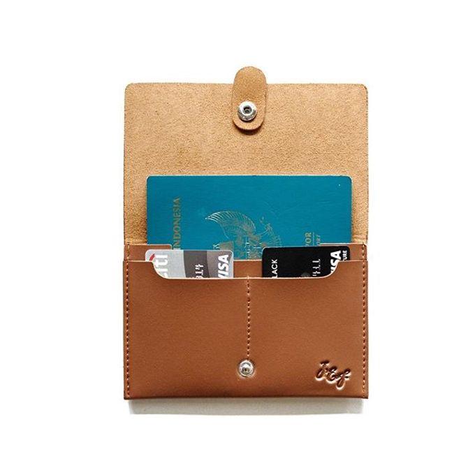 Passport Case by Le'kado - 001