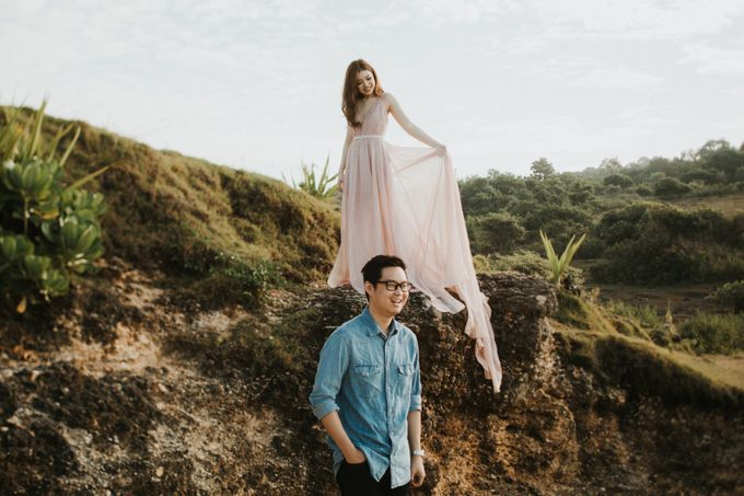 Michelle & Roy - Connection Session - Nusa Penida by ILUMINEN - 035