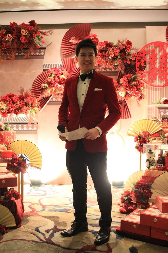 MC Sangjit Li Feng Mandarin Hotel Jakarta - Anthony Stevven by Mandarin Oriental, Jakarta - 010