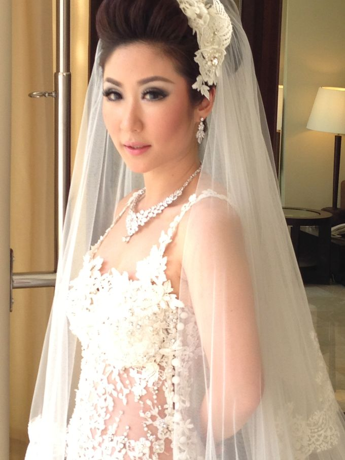 Wedding by New Melati Salon Bali - 001