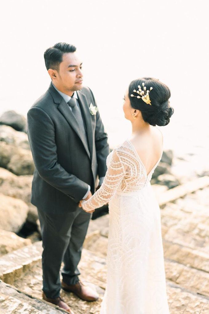 Gita & David by Vowever Wedding Planner - 002