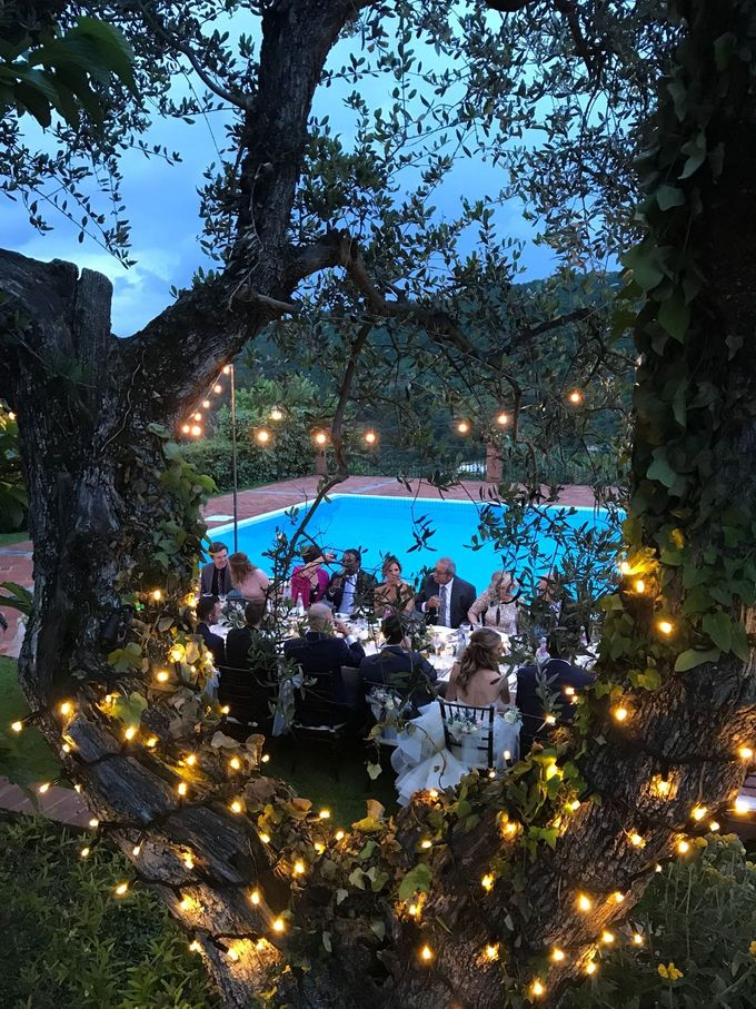 An intimate wedding in Tuscany by C&G Wedding and Event Designer - 013