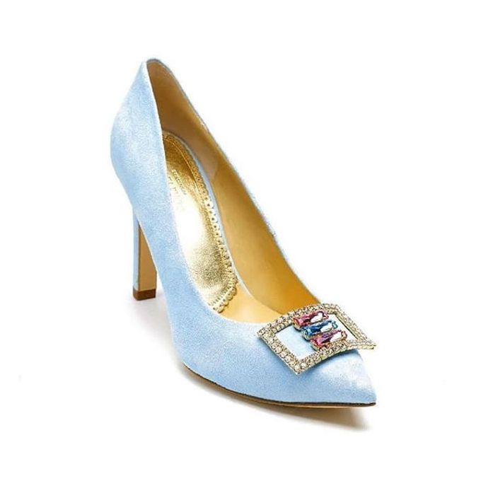 COMFORTABLE WEDDING AND OCCASION SHOES by SILVIA LAGO by SILVIA LAGO - 013