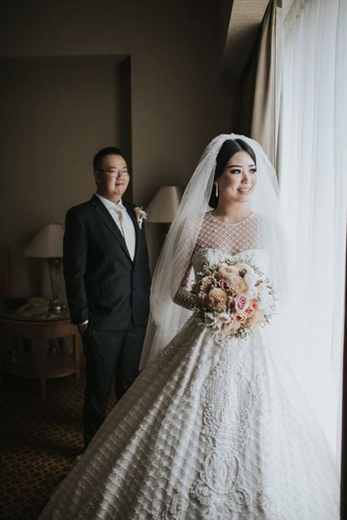 Rio & Metia Wedding Day by Wong Hang Distinguished Tailor - 007