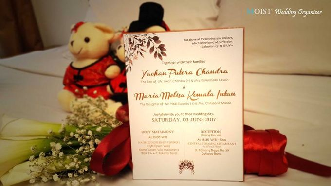 Yaohan & Maria 03062017 Central Tomang by Moist Wedding Planner & Organizer - 007