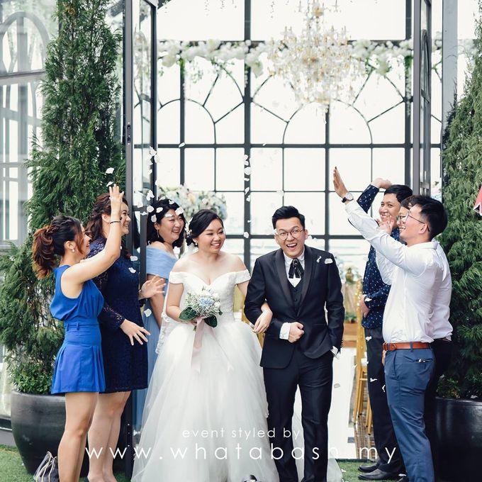 Wendy & CK Wedding by The Skye - 001