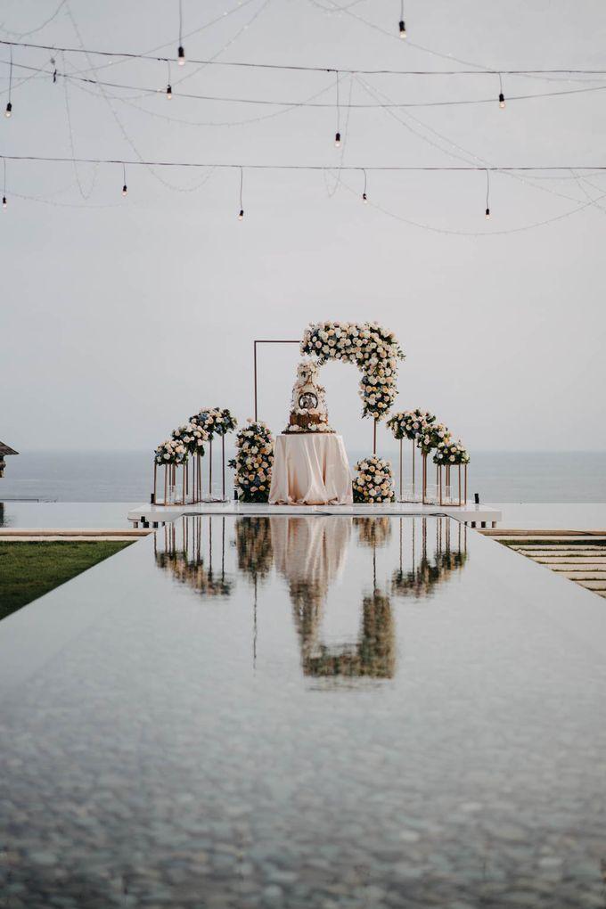 The Wedding of  Tommy & Jenifer by Bali Yes Florist - 004