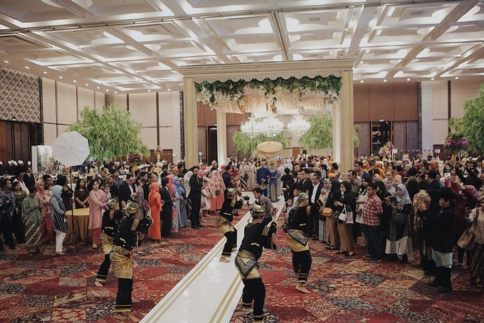 Wedding Renatha & Rafi by Indonesia Convention Exhibition (ICE) - 005