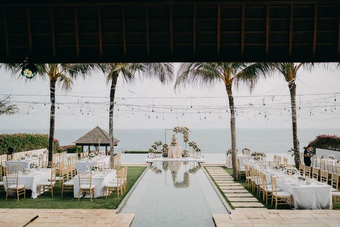 The Wedding of  Tommy & Jenifer by Bali Yes Florist - 005