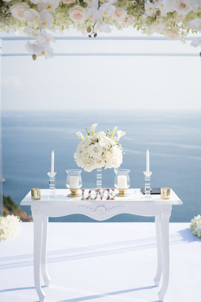 Villa Aye Wedding & Function Venue by Unique Phuket Wedding Planners - 017