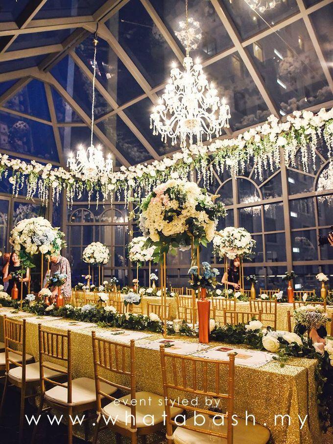 Wendy & CK Wedding by The Skye - 005