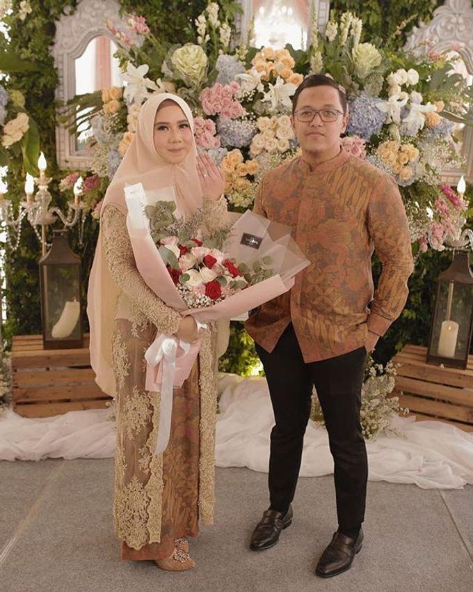 Engagement Maureen Adi by Chandira Wedding Organizer - 008