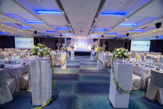 Constellation Ballroom at ONE15 Marina by ONE°15 Marina Sentosa Cove, Singapore - 007