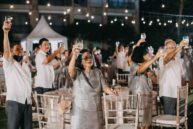 Wedding The Mulia Resort Donald & Tabita by StayBright - 033