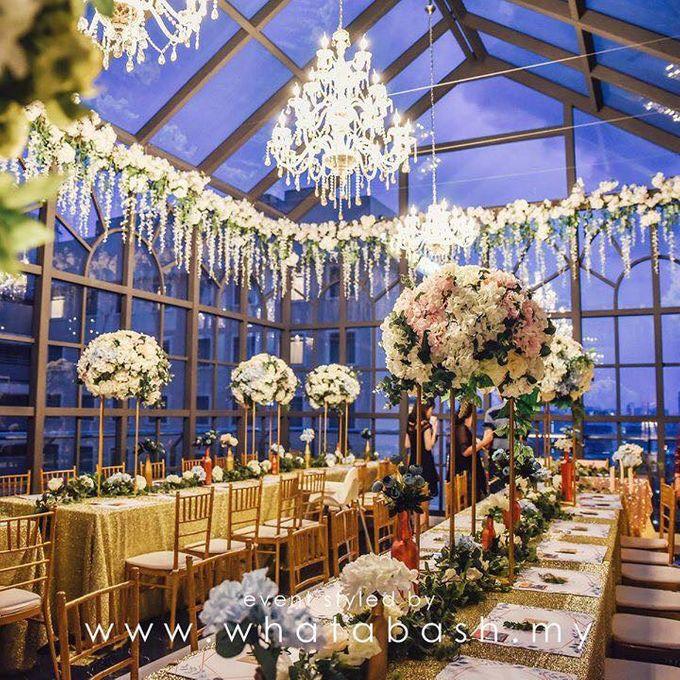 Wendy & CK Wedding by The Skye - 007