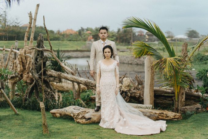 Hendry & Cindy Wedding by Terralogical - 031