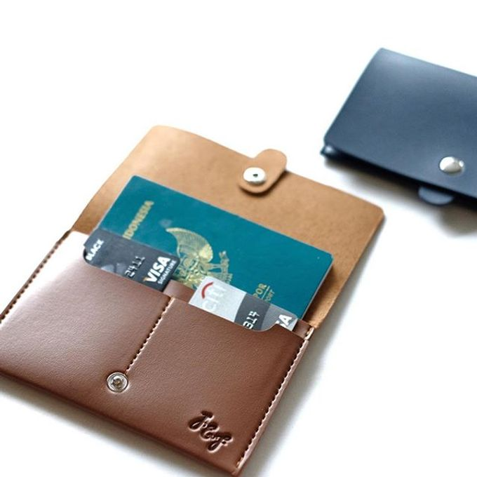 Passport Case by Le'kado - 002