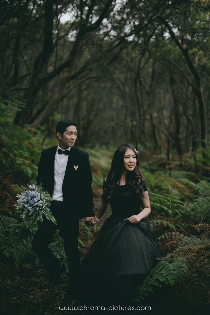 Derrick & Sonia Prewedding by Chroma Pictures - 030