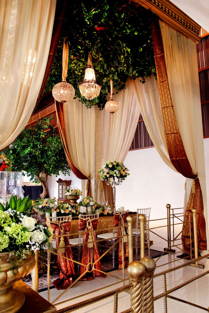 The Wedding of Maria and Mahdi by Amarillis Floral and Party Decorator - 004