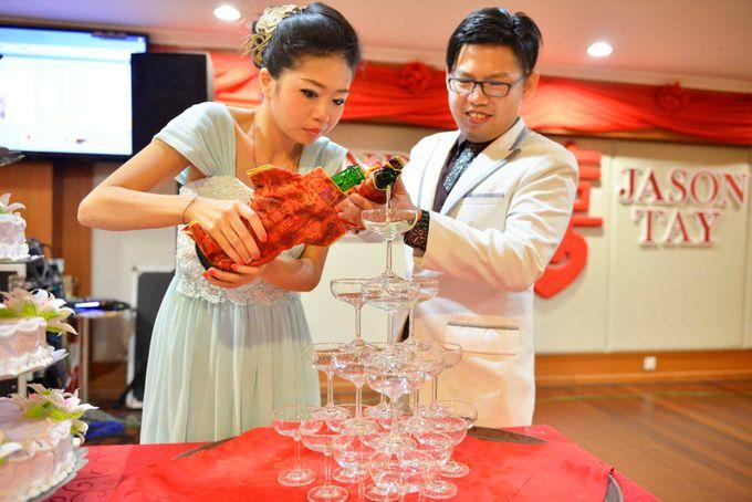 Cindy & Jason by Faith Wedding Event - 034