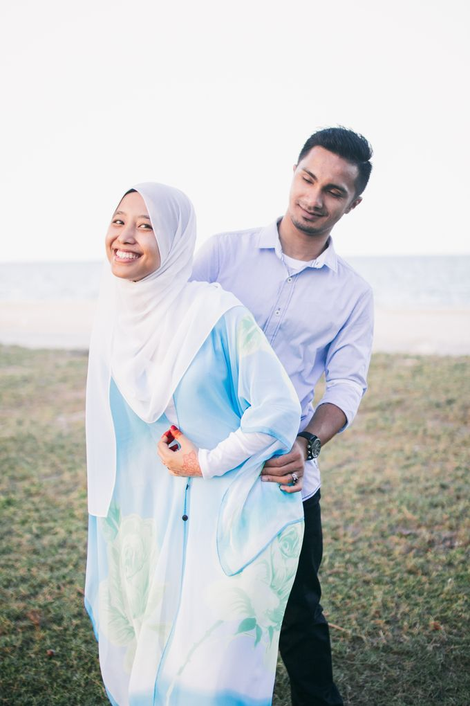 The portraiture session of Alya and Amir by Hanif Fazalul Photography & Cinematography - 011