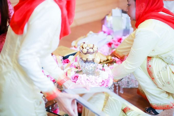 Zuhairah & Fuad by The Rafflesia Wedding & Portraiture - 023