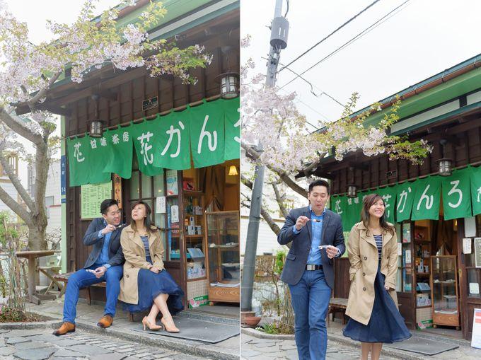Full Bloom Hokkaido Sakura in Spring-Prewedding Overseas by John15 Photography - 030