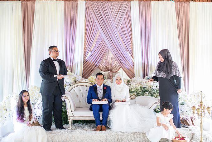 Afiq & Teyka - Groom Reception by Cubic Foto by PlainPaperpaint Production - 044