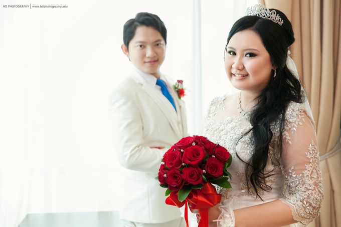 Elit Condro and Fransisca - wedding by HD Photography - 020