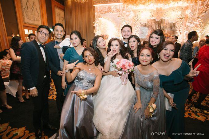 Tie the knot Ariel & Stephanie by Hotel Aryaduta Jakarta - 031