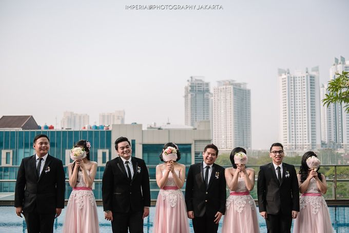 Yonathan & Dina Wedding by Imperial Photography Jakarta - 025