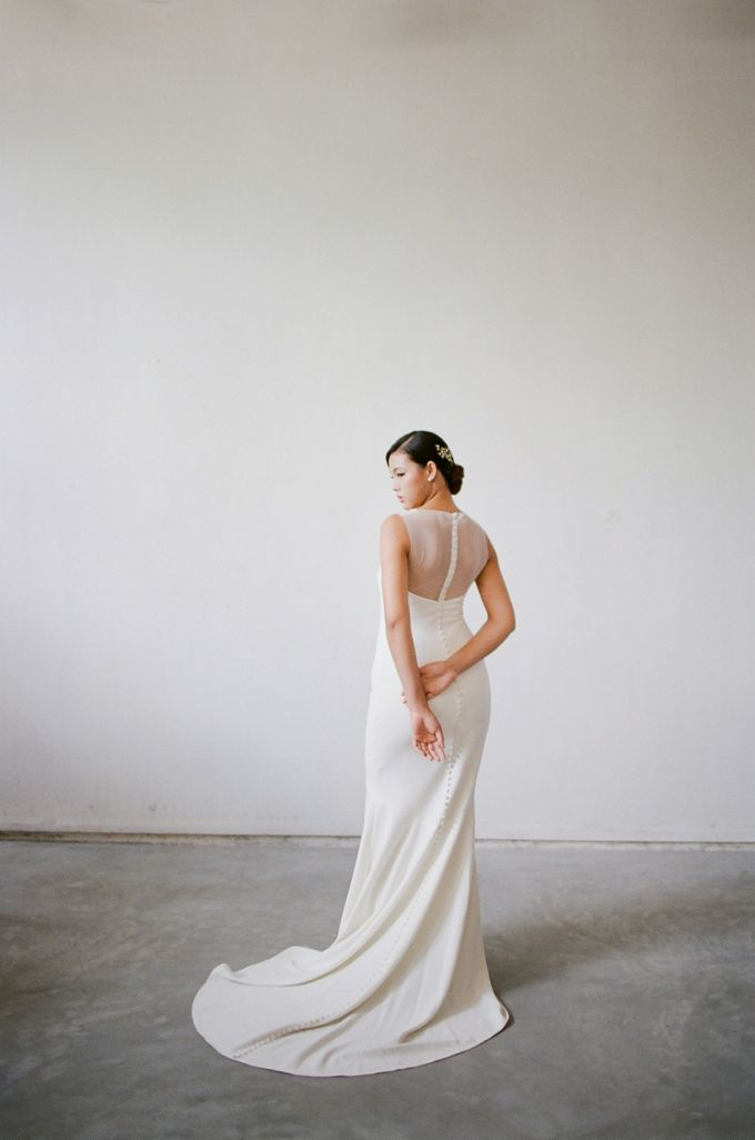 Asian Minimalist Editorial by The Prelude Bridal - 003