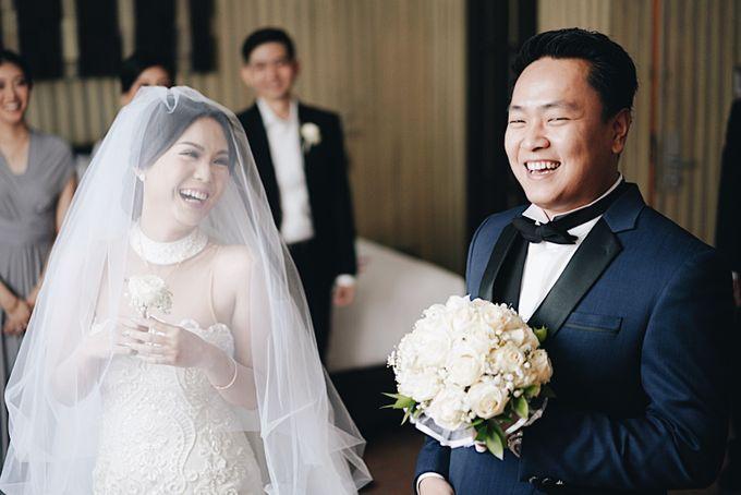 Aldi & Windy Wedding Day by Écru Pictures - 003