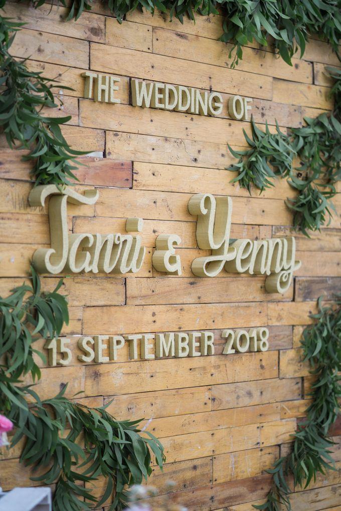 Wedding of  Tanri & Yenny by Nika di Bali - 036