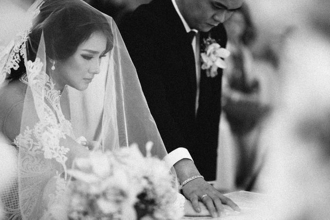 CALVIN & SANTI WEDDING by HAPE by MA Fotografia - 033