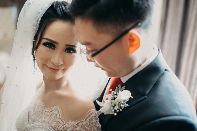 HENDRA & JENNY WEDDING by DHIKA by MA Fotografia - 033