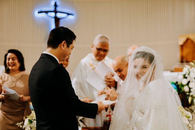 Nicole & Daniel Wedding at Menara Imperium by AKSA Creative - 029