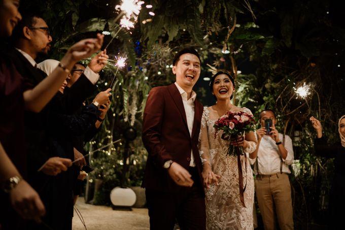Resa & Bunga Wedding by AKSA Creative - 028