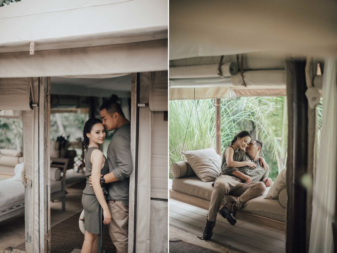 PRE - WEDDING EDWIN & YOMEDIKA BY RIO YAPARI by All Seasons Photo - 027