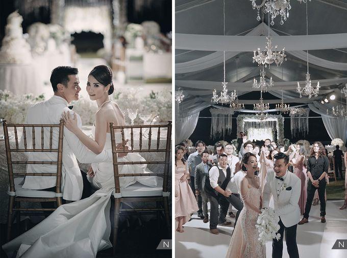 Dion Wiyoko & Fiona Wedding by Djampiro Band Bali - 035
