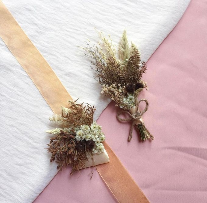 Boutonniere & Corsage by Rose For You - 033