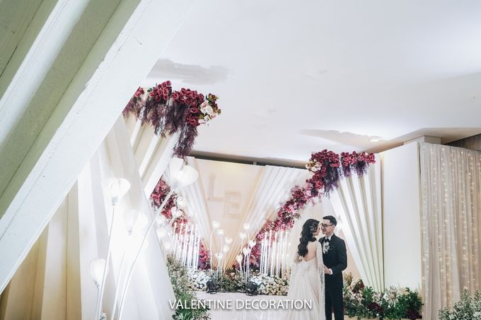 Ludwig & Eve Wedding Decoration by Andy Lee Gouw MC - 033