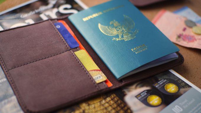 Passport Case - Gebyar & Citra by Tjenda Gift - 003