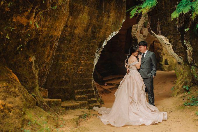 PRE - WEDDING SAMUEL & MERISA BY HENOKH WIRANEGARA by All Seasons Photo - 029