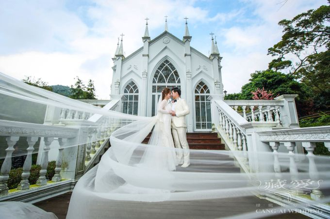 Uniquely Taiwan by Cang Ai Wedding - 012