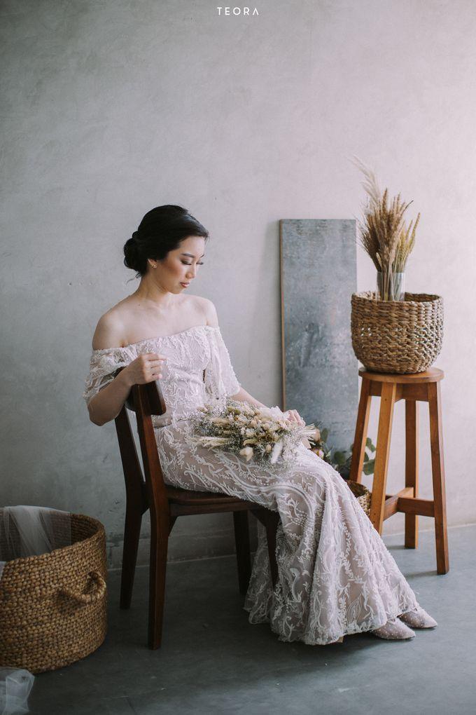Endy & Selvi Jakarta Prewedding by Rent a Gown - 016