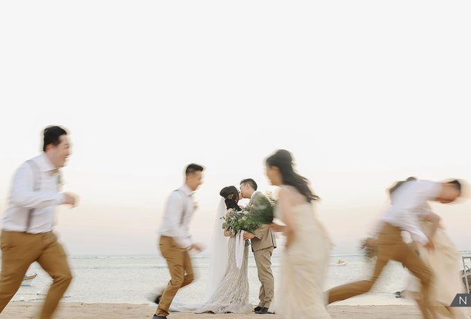Rizky & Yosephine Wedding by Diorama Tailor - 033
