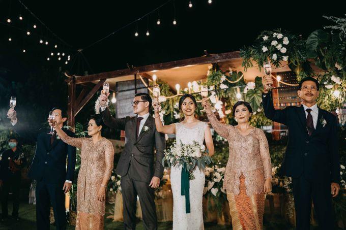 Wedding The Mulia Resort Donald & Tabita by StayBright - 032