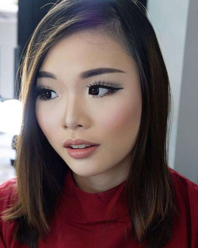 Makeup Trial for Helen by Kezia Francesca - 003
