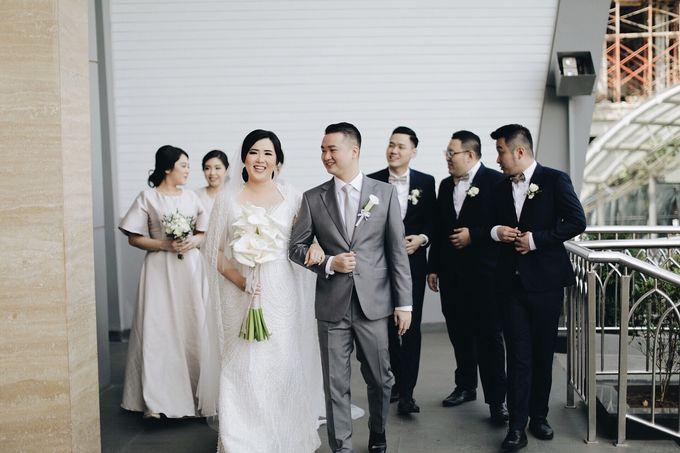 JW Marriot - Donny & Adele by Wong Hang Distinguished Tailor - 001